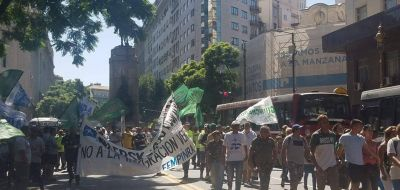 Puerto de Buenos Aires: Se dictó la conciliación obligatoria y se abrió una etapa de negociación