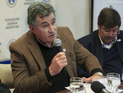 Quiebre en la Mesa de Enlace: Federación agraria no se suma al paro del campo