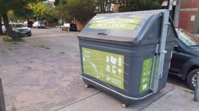 GIRSU avanza a paso firme y en Capital apuesta al reciclado