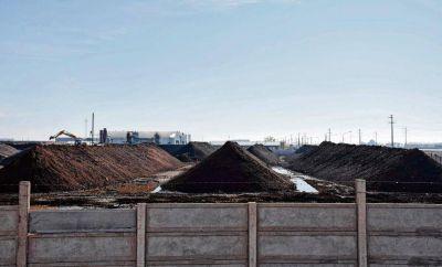 Crexell pide saber qué empresas tratan la basura petrolera