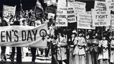 Por qué se conmemora el 8 de marzo el Día de la Mujer