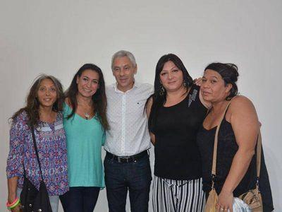 Fabián Cagliardi anunció la incorporación de tres trabajadoras trans a la Municipalidad de Berisso