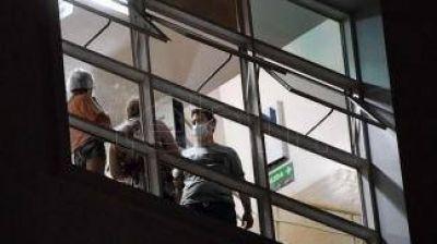 González García dijo que las medidas de prevención cambiarían en caso de diseminación