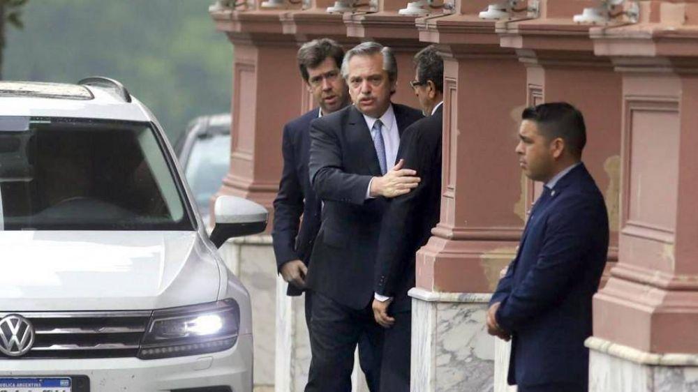 Exclusivo: Alberto corrige la reforma judicial para saldar las diferencias con el kirchnerismo