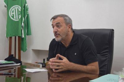 "Rodolfo Aguiar: ""Logramos impedir la sushimilitancia"""