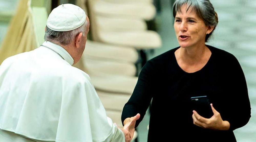 El Papa Francisco elogia a las mujeres en su Día Internacional