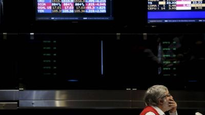 El riesgo país salta a 2.800 puntos y llega al mayor valor en 15 años