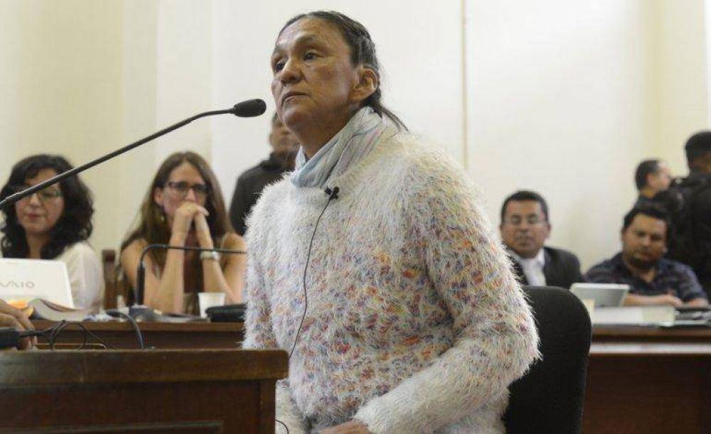 Milagro Sala pidió no entrar en la discusión sobre los presos políticos