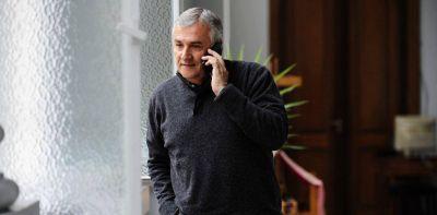 En busca de apoyo, Gerardo Morales va al Senado a tratar de frenar la intervención a la Justicia de Jujuy