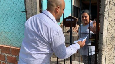 500 promotores de la salud concientizaron sobre el dengue en Almirante Brown