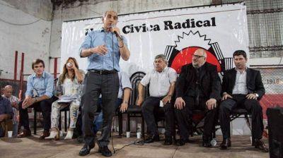 El radicalismo lomense ya comienza a pensar en la interna