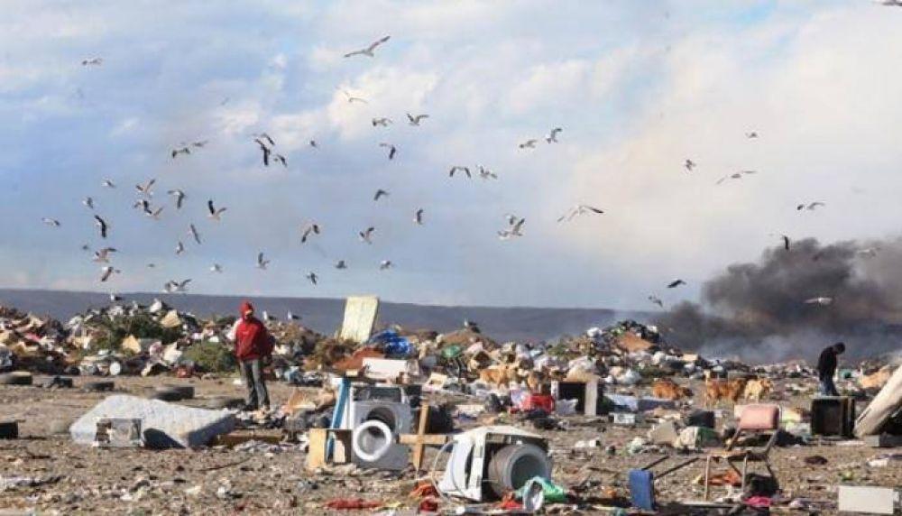 Nueva clasificación de residuos para el basural