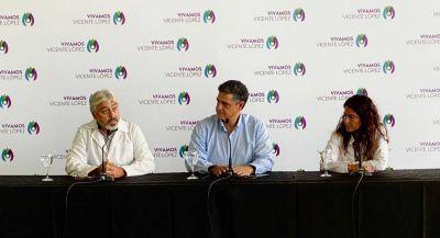 Vicente López aplica el protocolo para la prevención del Coronavirus