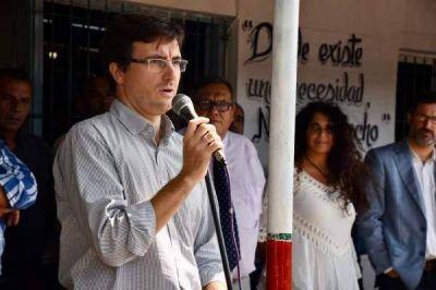 "Se inauguró ""La Escuelita"" del Obrador Municipal de Morón"