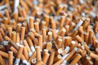 Buscan que se considere a las colillas de cigarrillos como residuos peligrosos