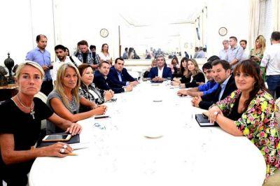 Bianco se reunirá con la Bicameral de Emergencias para analizar el escenario actual