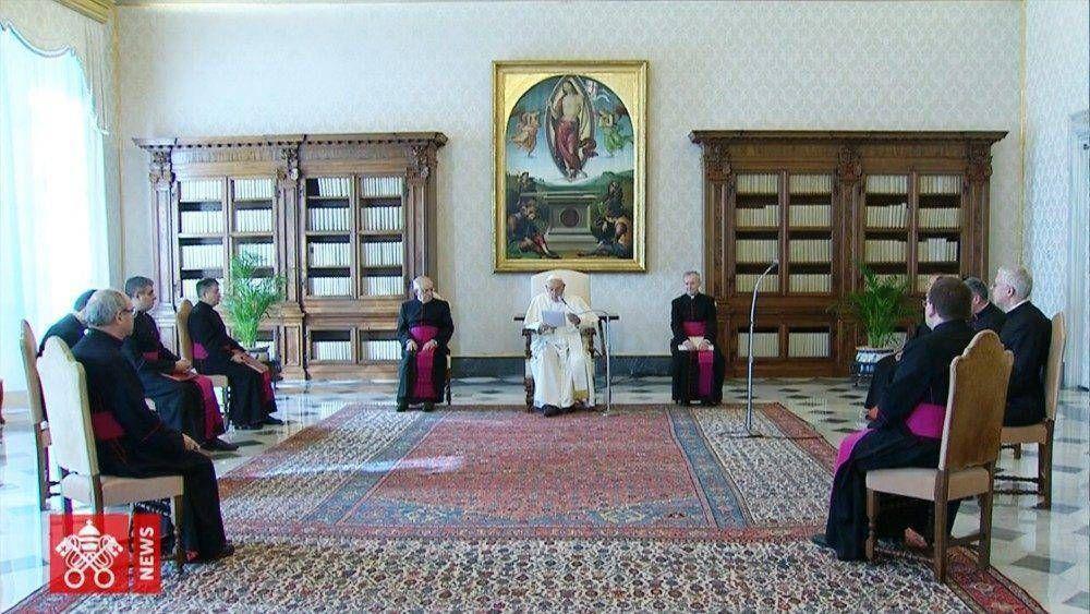 """Catequesis del Papa: """"En todo corazón existe la sed de verdad y bien, que es la sed de Dios"""""""