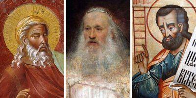 ¿Quiénes son los principales patriarcas en la Biblia?
