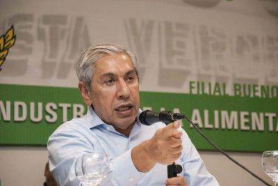 Daer repasó la crisis del macrismo, en el plenario de delegados