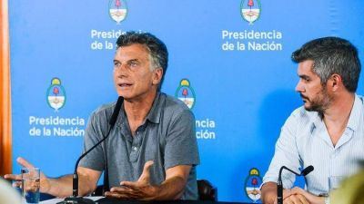 A tres meses de haber dejado el Gobierno, reapareció Marcos Peña