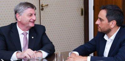 El gobernador Sergio Ziliotto lanzó junto a Juan Cabandié el Plan de Gestión Integral de Residuos Sólidos Urbanos