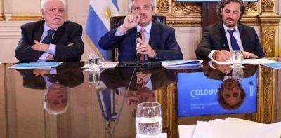 El Gobierno, de la calma inicial a un operativo encabezado por Alberto Fernández
