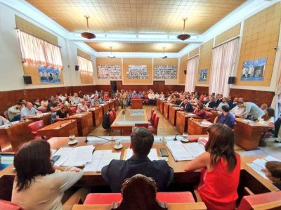 Concejo: negociaciones de último momento por los proyectos sobre tablas