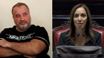Polémica: Balcedo denunció que Vidal le ofreció dinero para cerrar paritarias a la baja