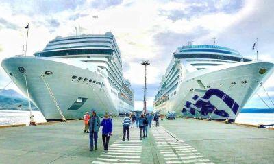 Los marineros desmienten que vayan a bloquear el amarre de cruceros en Ushuaia