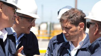 Kicillof sumó el apoyo de la Federación en su plan de integrar a Buenos Aires como provincia petrolera