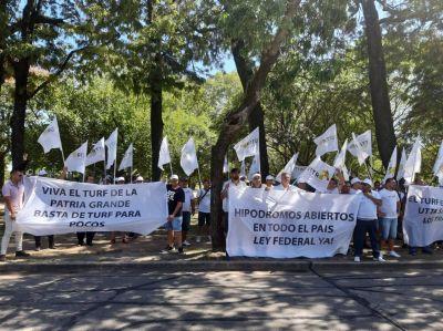 La UTTA llamó a fortalecer el turf argentino y reclamó una ley federal en la actividad