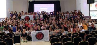 Mujeres de la Alimentación en movimiento y empoderadas