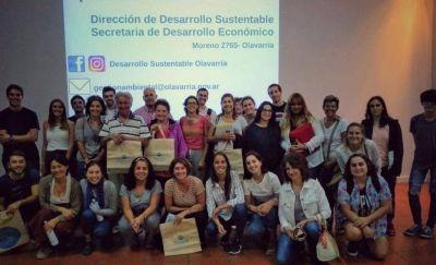 Charla abierta sobre Residuos Sólidos Urbanos
