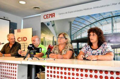 El único paciente con coronavirus en Mar del Plata está grave, con ventilación mecánica y sedado