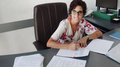 """Melisa Greco: """"Espero sea un año en el cual la prioridad sea el bienestar de los bonaerenses"""""""