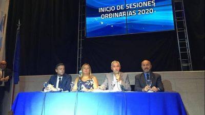 """Berisso: Cagliardi abrió el período legislativo denunciando """"desprolijidades"""" de la gestión Nedela"""