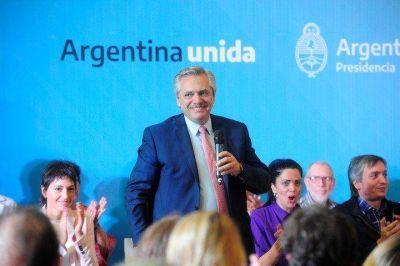 """El """"Peronismo Rural"""" y los pibes de Alberto Fernández"""