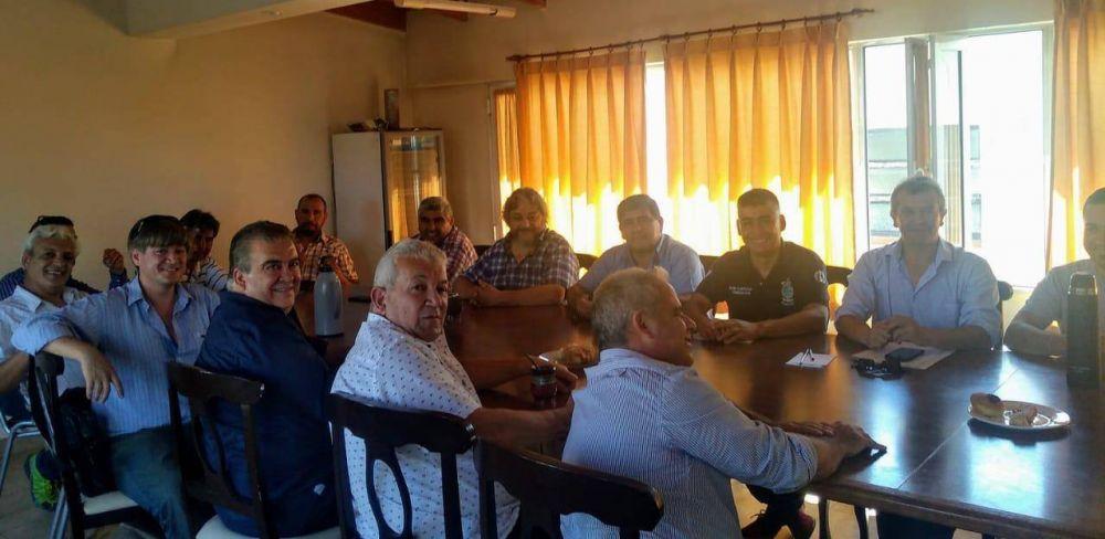 En un hecho histórico las tres regionales de la CGT de Rio Negro se reunieron con la Gobernadora
