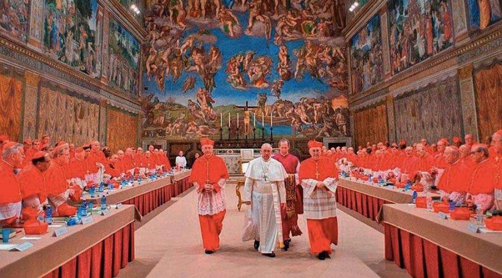 Hoy se cumplen 7 años de la elección del Papa Francisco