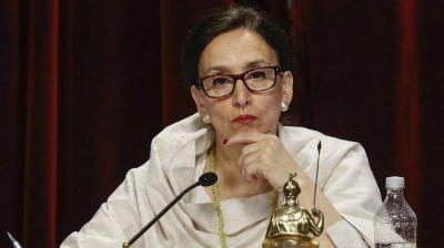 Imputaron a Gabriela Michetti por la denuncia que le realizó el Senado que preside Cristina Kirchner