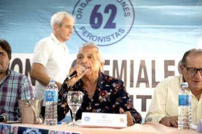 Avanza la normalización de las 62 Organizaciones Peronistas en todo el país