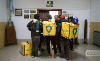 Deliverys de Glovo realizarán un nuevo paro y movilización