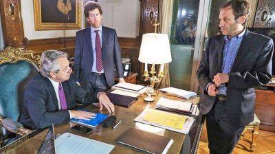 Alberto Fernández se vio obligado a dejar de lado su obsesión por la deuda