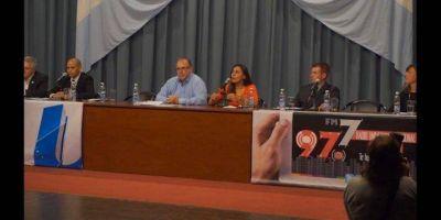Guadulpe Fantín en el debate: Necesitamos medidas de fondo para combatir el coronavirus