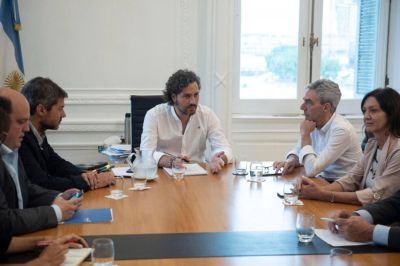 El gabinete económico y social se reúne para avanzar con más medidas