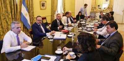 Coronavirus en Argentina: Alberto Fernández se reunió cinco horas con el gabinete económico y social, y se esperan más anuncios