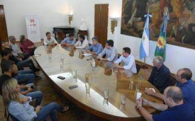 Coronavirus: Morón, Hurlingham e Ituzaingó tomarán medidas conjuntas en el marco de la emergencia sanitaria