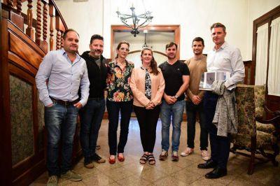 Reunión de ProCreAr en Merlo con la presencia de la ministra Bielsa
