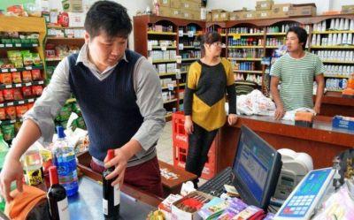 Los supermercados chinos se reorganizan ante la creciente demanda de productos
