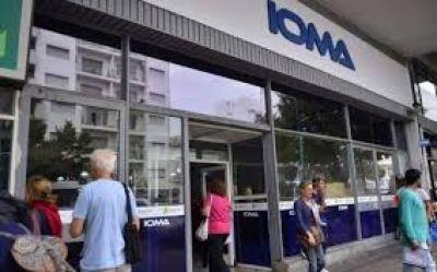 IOMA suspende la atención al público en La Plata